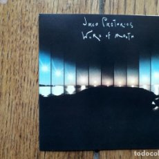 CDs de Música: JACO PASTORIOUS - WORD OF MOUTH. Lote 208034817