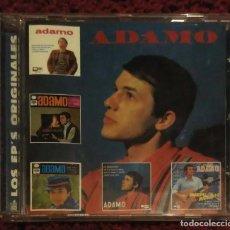 CDs de Música: ADAMO (LOS EP'S ORIGINALES) CD 1997. Lote 208055090