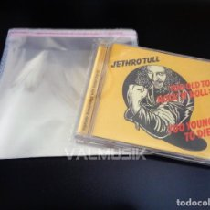 CDs de Música: 100 FUNDAS EXTERIORES TIPO CRISTAL AUTOCIERRE ADHESIVO PARA CAJA JEWEL CD DVD | ENVÍO DOMICILIO. Lote 244658595
