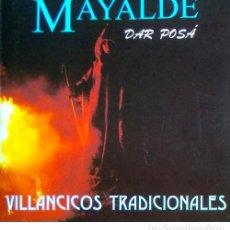 CDs de Música: MAYALDE - DAR POSÁ . VILLANCICOS TRADICIONALES . CD (1998) . FOLK DE CASTILLA Y LEÓN . SALAMANCA. Lote 208132372
