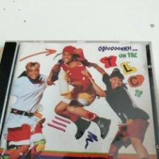 CDs de Música: G-4 CD MUSICA TLC OOOOHHH ON THE. Lote 208169092