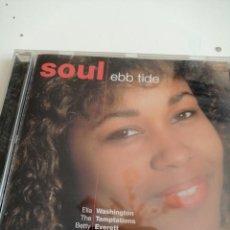 CDs de Música: G-4 CD MUSICA SOUL EBB TIDE. Lote 208169586
