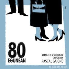 CDs de Musique: 80 EGUNEAN - PASCAL GAIGNE. Lote 208169935