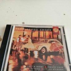 CDs de Música: G-4 CD MUSICA BLUE SUEDE SHOES. Lote 208171131