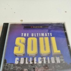 CDs de Música: G-4 CD MUSICA THE ULTIMATE SOUL SOULED ON LOVE. Lote 208171196