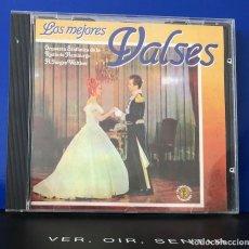 CDs de Música: VALSES. Lote 208230972
