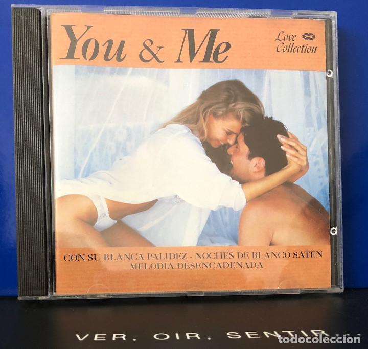 YOU & ME, CD BALADAS, MELÓDICO. (Música - CD's Melódica )
