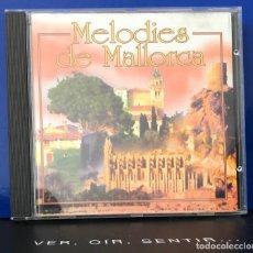 CDs de Música: MELODIES DE MALLORCA CD. Lote 208232882