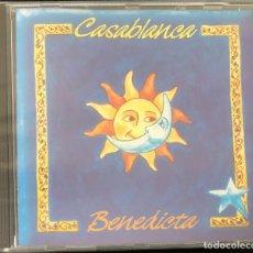 CDs de Música: CASABLANCA CD - BENEDICTA -. Lote 208240182