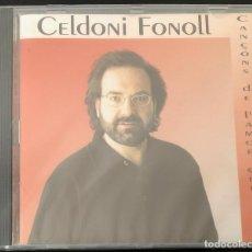 CDs de Música: CELDONI FONOLL CD. Lote 208240562