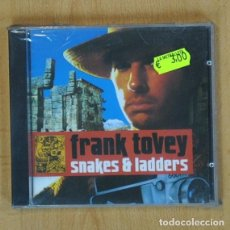 CDs de Musique: FRANK TOVEY - SNAKES & LADDERS - CD. Lote 208276906