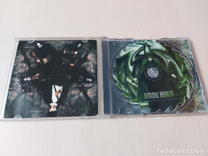 CDs de Música: CD - Dimmu Borgir ?– Enthrone Darkness Triumphant - Foto 2 - 208308452