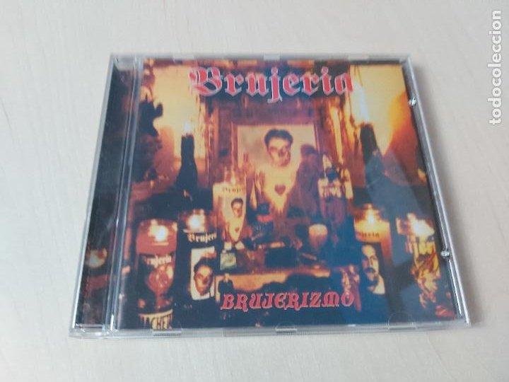 CD - BRUJERIA - BRUJERIZMO (Música - CD's Heavy Metal)