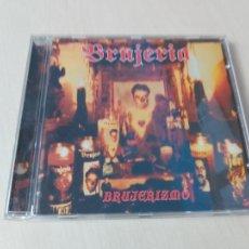 CDs de Música: CD - BRUJERIA - BRUJERIZMO. Lote 208308866