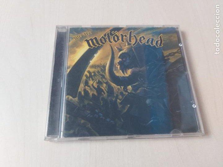 CD - MOTORHEAD - WE ARE MOTORHEAD (Música - CD's Heavy Metal)
