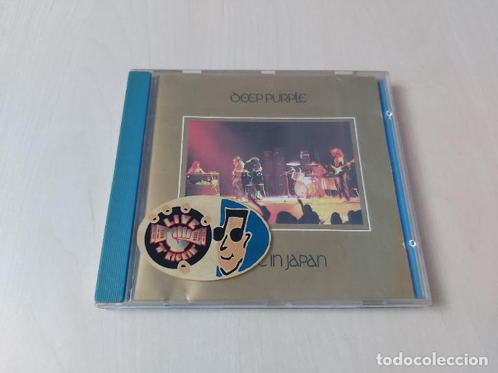 CD - DEEP PURPLE - MADE IN JAPAN (Música - CD's Heavy Metal)