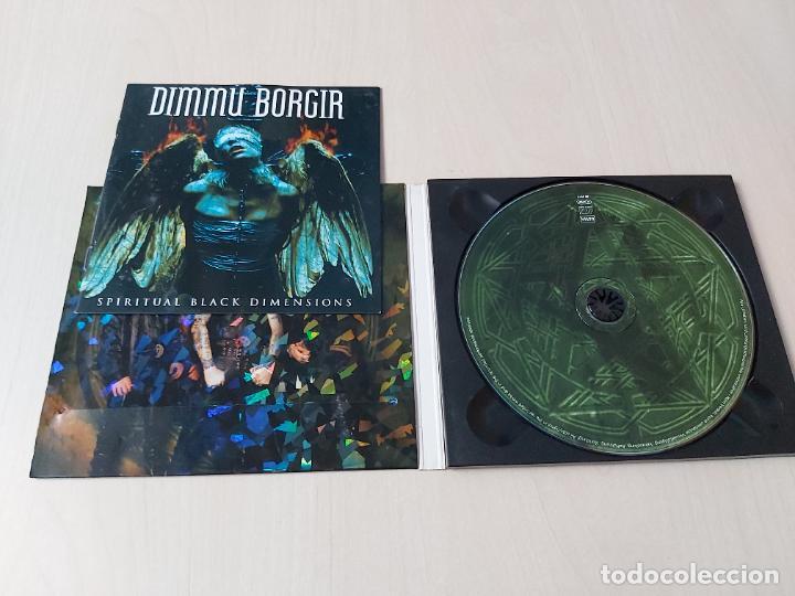 CDs de Música: CD - Dimmu Borgir ?– SPIRITUAL BLACK DIMENSIONS - Foto 2 - 208310623