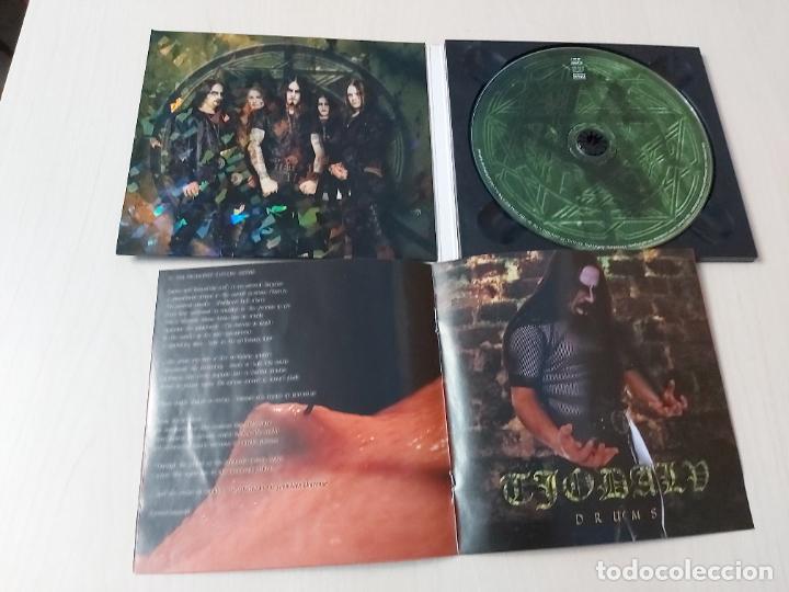 CDs de Música: CD - Dimmu Borgir ?– SPIRITUAL BLACK DIMENSIONS - Foto 3 - 208310623