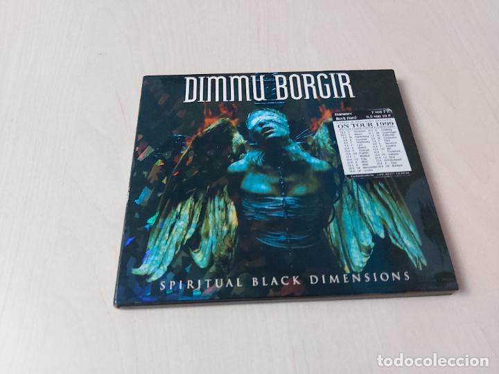 CD - DIMMU BORGIR ?– SPIRITUAL BLACK DIMENSIONS (Música - CD's Heavy Metal)