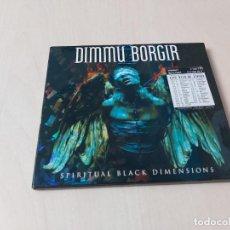 CDs de Música: CD - DIMMU BORGIR ?– SPIRITUAL BLACK DIMENSIONS. Lote 208310623