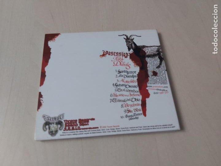 CDs de Música: CD - POSSESSION ART DIABOLIS - Foto 3 - 208310980