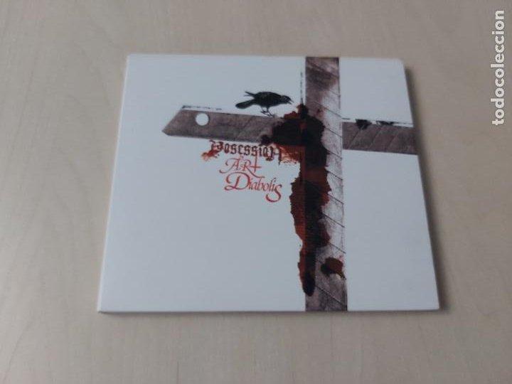 CD - POSSESSION ART DIABOLIS (Música - CD's Heavy Metal)