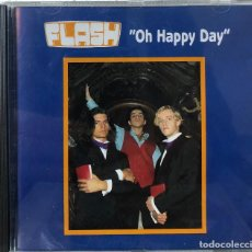 CDs de Música: FLASH CD SINGLE OH HAPPY DAY, BÉLGICA. Lote 208347796