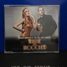 CDs de Música: LIAN ROSS & ALAN ALVAREZ CD SINGLE. Lote 208349153