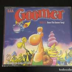 CDs de Música: GOOMER CD SINGLE BANDA SONORA BLUE 4 U. Lote 208351891