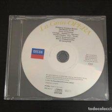 CDs de Música: LA GRAN OPERA - LA FLAUTA MÁGICA -. Lote 208353651