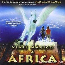 CDs de Música: VIAJE MAGICO A AFRICA - NUEVO Y PRECINTADO. Lote 289696118