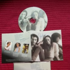 CDs de Música: SHALAMAR: THREE FOR LOVE.CD 1980 SOLAR RECORDS.. Lote 208451396