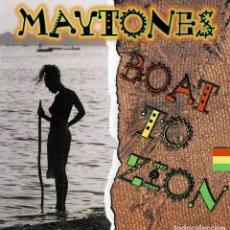 CD de Música: MAYTONES - BOAT TO ZION / CD ALBUM DE 2000 RF-5649 , PERFECTO ESTADO. Lote 208474378