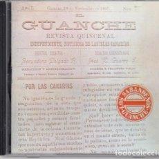 CDs de Música: LOS SABANDEÑOS - EL GUANCHE - FOLKLORE CANARIO - CD. Lote 208583561