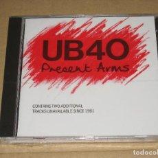 CDs de Música: (SIN ABRIR) UB40 - PRESENT ARMS ____ UB 40. Lote 208585825