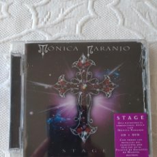 CDs de Música: MONICA NARANJO STAGE CD Y DVD NUEVO. Lote 208586011