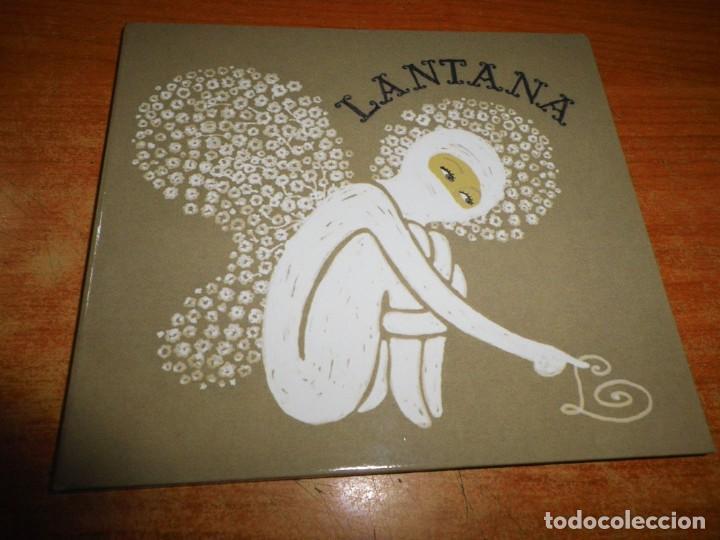 LANTANA AMOR CD DIGIPACK 2006 5 TEMAS GONZALO LASHERAS PABLO NOVOA GOLPES BAJOS SUSO SAIZ (Música - CD's Rock)