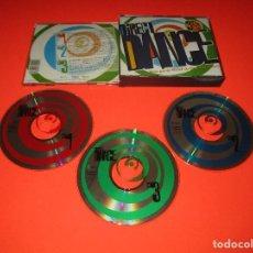 CDs de Música: DIRECT DANCE - 3 CD - MIXES POR DJ MICHEL - DJ NINO - JAVIER USSIA. Lote 208673970