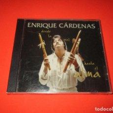 CDs de Música: ENRIQUE CARDENAS ( ... DESDE LA PIEL HASTA EL ALMA ) - CD - KPEC97CD - PRECINTADO. Lote 208675382