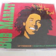CDs de Música: BOB MARLEY COULD YOU BE LOVED +1 ESPECIAL 40 PRINCIPALES 1.000 EJEMPLARES CD SINGLE. Lote 208696497
