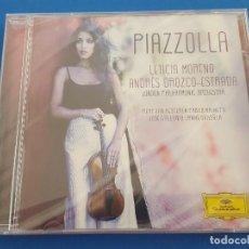 CDs de Música: CD / LETICIA MORENO - PIAZZOLLA, NUEVO Y PRECINTADO. Lote 208763767