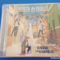 CDs de Música: CD / EFECTO PASILLO - BARRIO LAS BANDERAS, NUEVO Y PRECINTADO. Lote 208767323