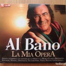 """CDs de Musique: CD + DVD AL BANO """"LA MÍA ÓPERA"""" 2009. Lote 208771815"""
