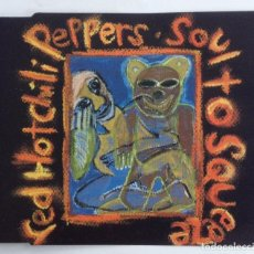 CDs de Música: RED HOT CHILI PEPPERS SOUL TO SQUEEZE NOBODY WEIRD LIKE ME (LIVE) CD SINGLE 93. Lote 208786647