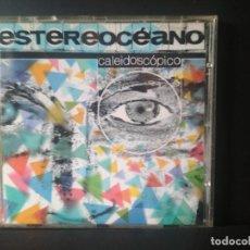 CDs de Música: ESTEREOCEANO CALEIDOSCOPICO CD ALBUM DEL AÑO 1998 12 TEMAS TECHNO POP RARO ( JUAN RIVAS ) PEPETO. Lote 208792882
