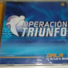 CDs de Música: CD OPERACION TRIUNFO GALA 1 - 14 OCTUBRE 2002. Lote 208796532