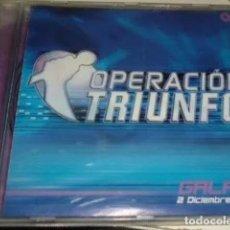 CDs de Música: CD -- OPERACION TRIUNFO GALA 8 - 2 DICIEMBRE 2002. Lote 208796577