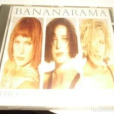 CDs de Música: CD - BANANARAMA - THE GREATEST HITS COLLECTION. Lote 208796588