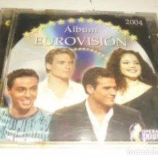 CDs de Música: CD - ALBUM EUROVISIÓN - OPERACIÓN TRIUNFO 2004. Lote 208796596