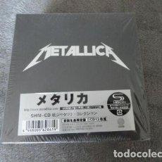 CDs de Música: METALLICA CD BOX. Lote 208827261